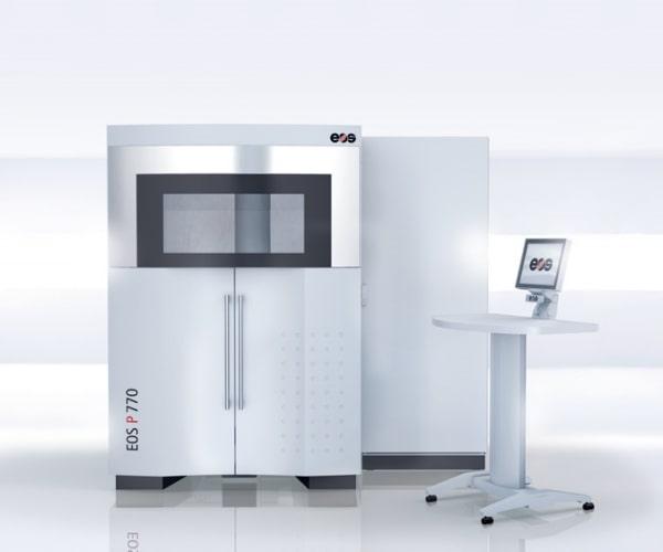 EOS P 770 3D Yazıcı Modeli
