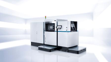 EOS M 400-4, Metal 3D